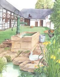 rosenthal bohr und geotechnik gartenbrunnen brunnenwasser. Black Bedroom Furniture Sets. Home Design Ideas